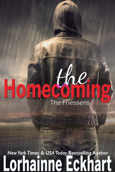 The Homecoming - cover