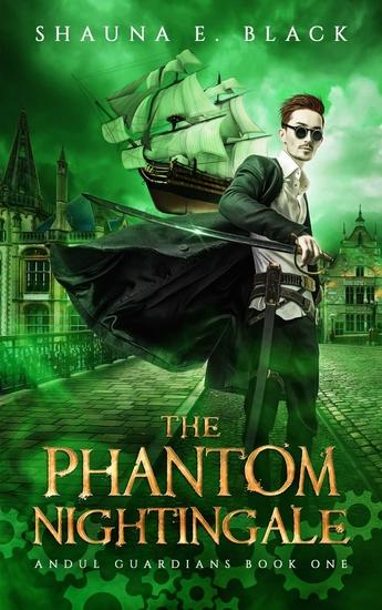 The Phantom Nightingale - cover