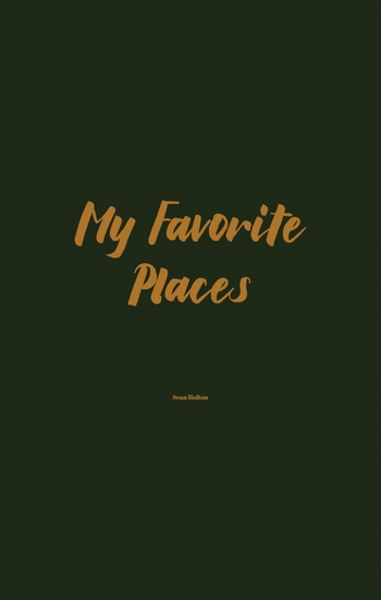 My Favorite Places - cover