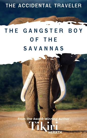 The Gangster Boy of the Savannas - A bite-sized tale for your next coffee break - cover