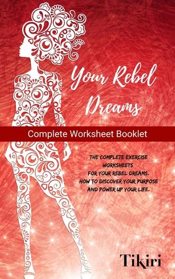 Your Rebel Dreams - Complete Worksheet Booklet - cover