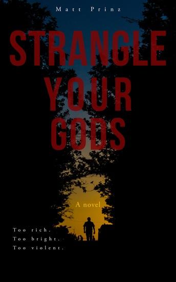 Strangle Your Gods - cover