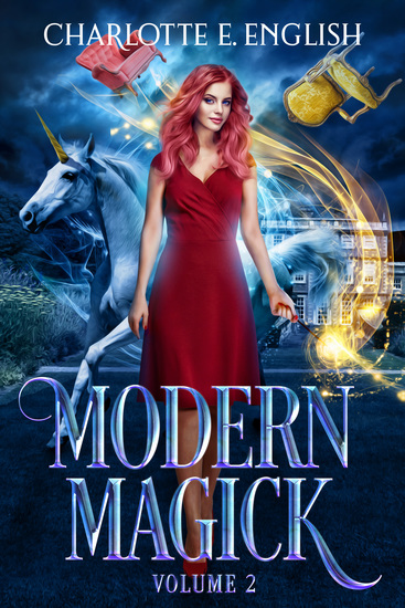 Modern Magick Volume 2 - Books 4-6 - cover