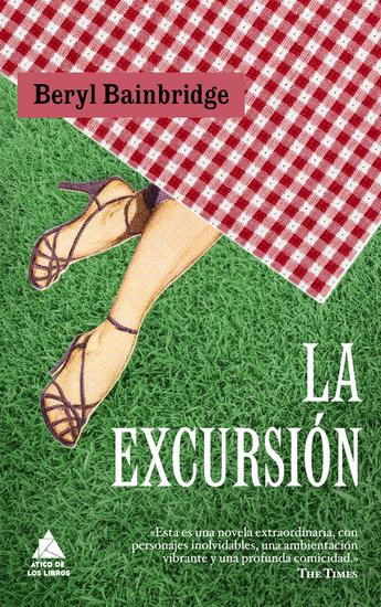 La excursión - cover