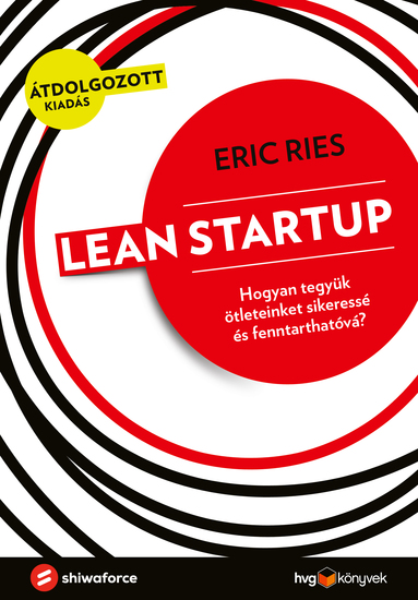 Lean startup - cover