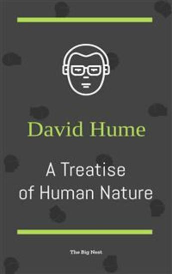 A Treatise of Human Nature - cover