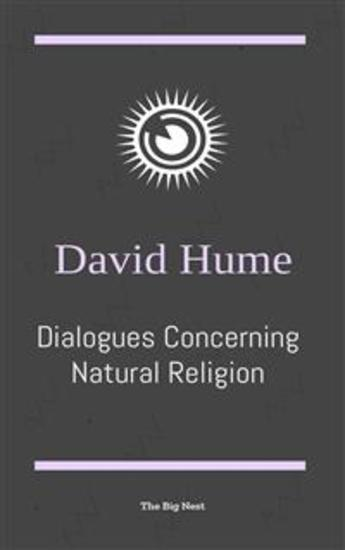 Dialogues Concerning Natural Religion - cover