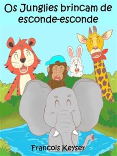 Os Junglies Brincam De Esconde-Esconde - cover