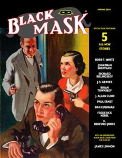 Black Mask (Spring 2018) - cover