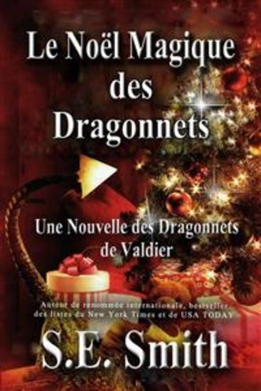 Le Noël Magique des Dragonnets - Une Nouvelle des Dragonnets de Valdier - cover