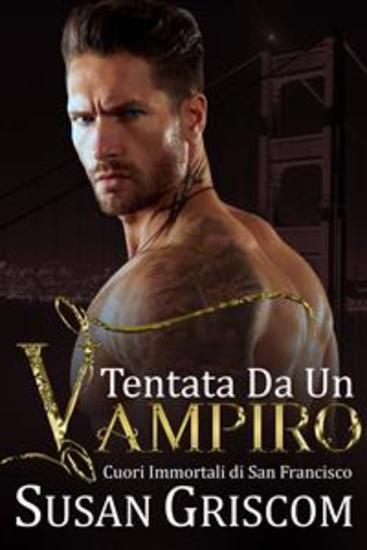 Tentata Da Un Vampiro - cover