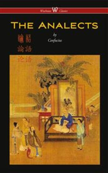 The Analects of Confucius - cover
