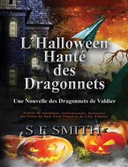 L'Halloween Hanté des Dragonnets - cover