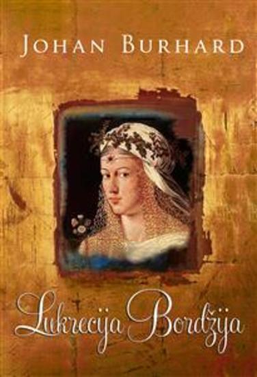 Lukrecija Bordžija - cover