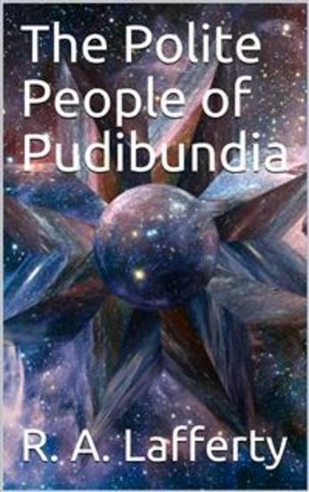 The Polite People of Pudibundia - cover