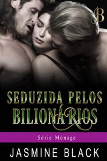 Seduzida Pelos Bilionários - cover