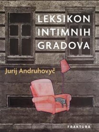 Leksikon intimnih gradova - cover