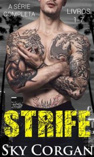 Strife: A Série Completa - cover