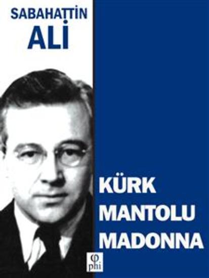 Kürk Mantolu Madonna - cover