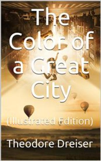 The Color of a Great City - (Illustrated Edition) - cover