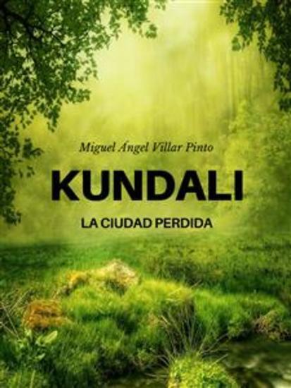 Kundali: La ciudad perdida - cover