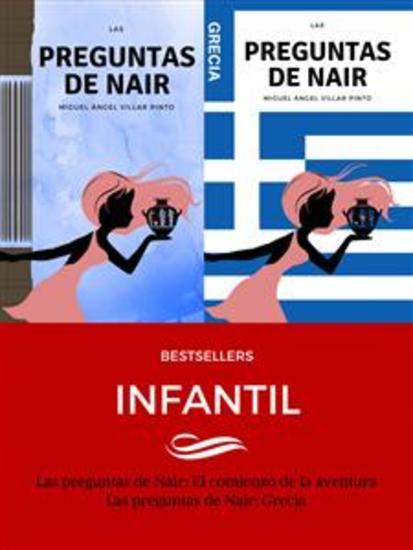 Bestsellers: Infantil - cover