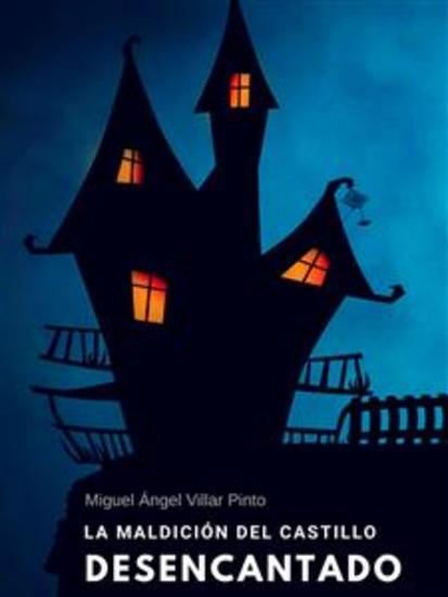 La maldición del castillo desencantado - cover