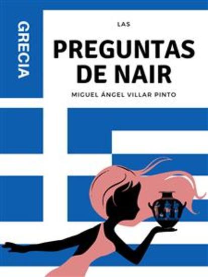 Las preguntas de Nair: Grecia - cover