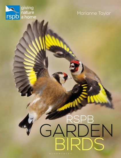 RSPB Garden Birds - cover