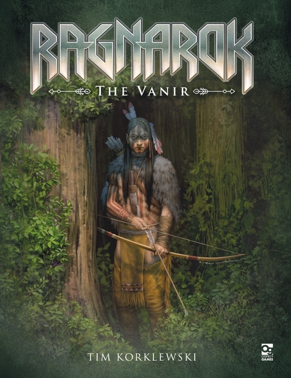 Ragnarok: The Vanir - cover