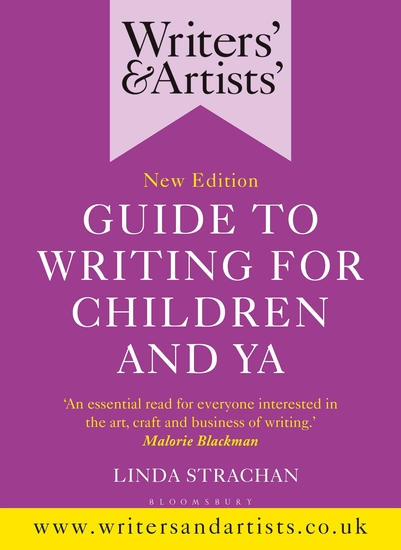 Writers' & Artists' Guide to Writing for Children and YA - cover