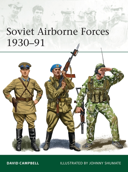 Soviet Airborne Forces 1930–91 - cover