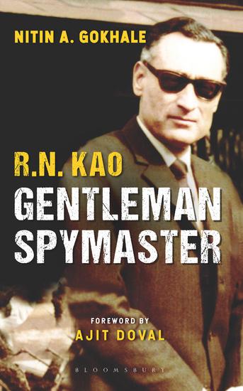 RN Kao - Gentleman Spymaster - cover