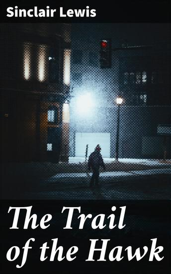 The Trail of the Hawk - A Comedy of the Seriousness of Life - cover