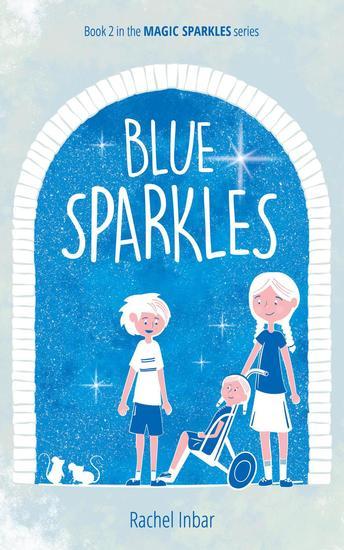 Blue Sparkles - Magic Sparkles #2 - cover