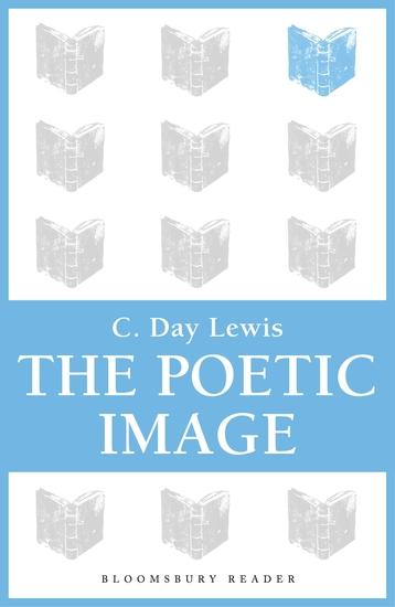 The Poetic Image - cover