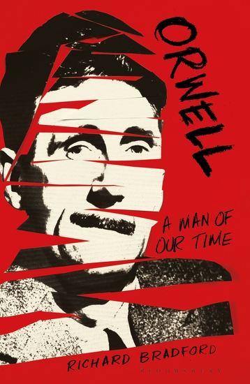 Orwell - A Man Of Our Time - cover