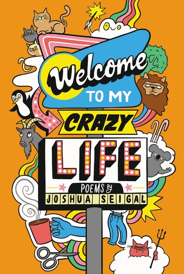 Welcome to My Crazy Life - cover