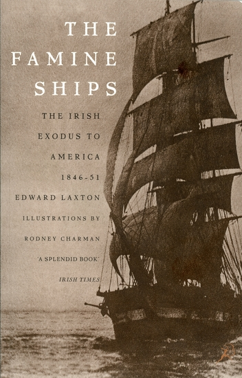 The Famine Ships - cover