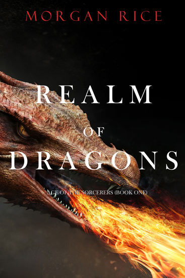 Realm of Dragons (Age of the Sorcerers—Book One) - cover