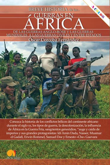 Breve historia de las guerras en África - cover