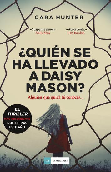 ¿Quién se ha llevado a Daisy Mason? - cover