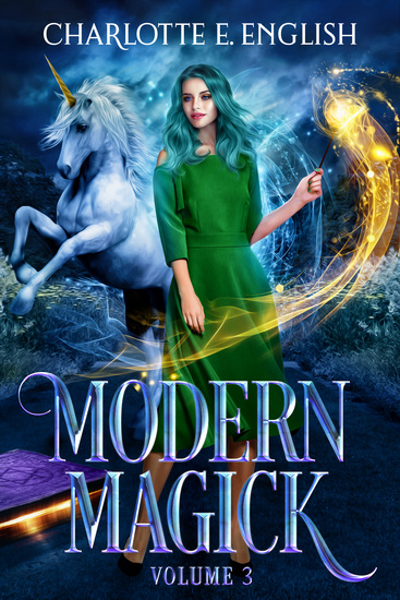 Modern Magick Volume 3 - Books 7-9 - cover