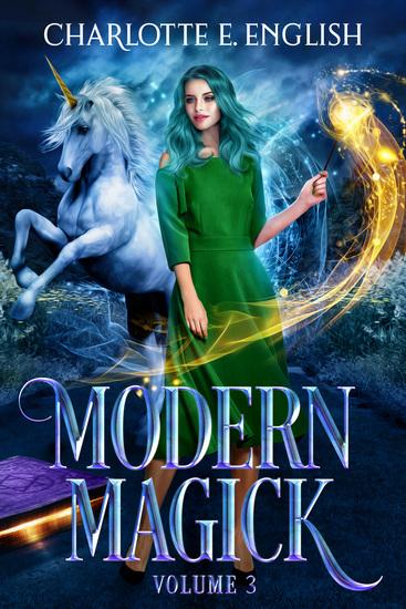 Modern Magick Volume 3 - Books 7-9 - cover