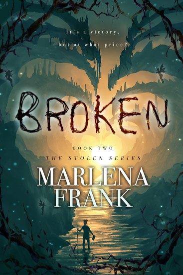 Broken - cover