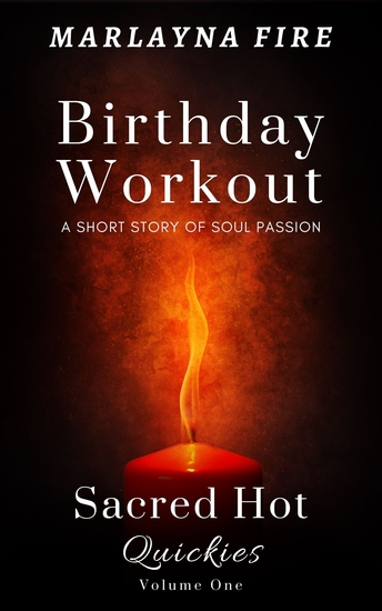 Birthday Workout - A Short Story of Soul Passion - cover