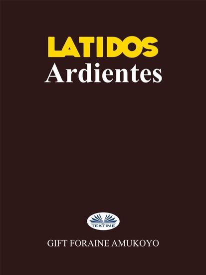 Latidos Ardientes - cover