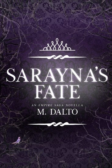 Sarayna's Fate - An Empire Saga Novella - cover