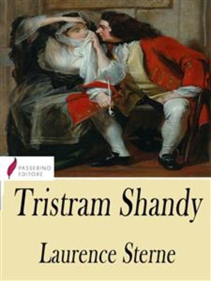 Tristram Shandy - cover