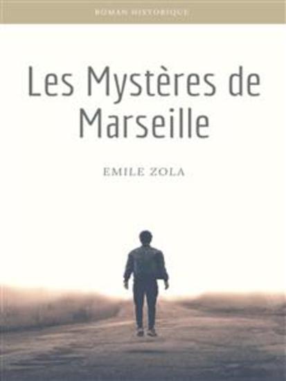 Les Mystères de Marseille - cover